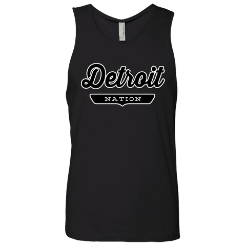 Detroit Tank Top - The Nation Clothing