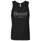 Black / S Fremont Nation Tank Top - The Nation Clothing
