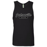 Black / S Jacksonville Nation Tank Top - The Nation Clothing