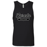 Black / S Laredo Nation Tank Top - The Nation Clothing