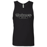 Black / S Montgomery Nation Tank Top - The Nation Clothing