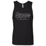 Black / S Queens Nation Tank Top - The Nation Clothing