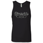 Black / S Riverside Nation Tank Top - The Nation Clothing