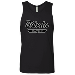 Black / S Toledo Nation Tank Top - The Nation Clothing