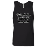 Black / S Virginia Beach Nation Tank Top - The Nation Clothing
