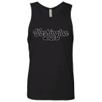 Black / S Washington D.C. Nation Tank Top - The Nation Clothing