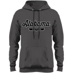 Charcoal / S Alabama Hoodie - The Nation Clothing