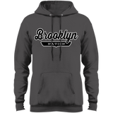 Charcoal / S Brooklyn Hoodie - The Nation Clothing