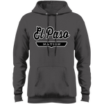 Charcoal / S El Paso Hoodie - The Nation Clothing