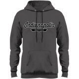 Charcoal / S Indianapolis Hoodie - The Nation Clothing