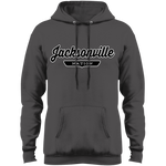 Charcoal / S Jacksonville Nation Hoodie - The Nation Clothing
