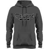 Charcoal / S Maryland Hoodie - The Nation Clothing