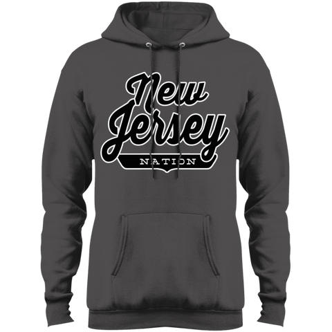 Charcoal / S New Jersey Hoodie - The Nation Clothing