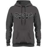 Charcoal / S New York City Nation Hoodie - The Nation Clothing