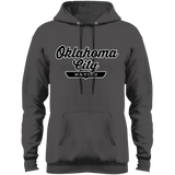 Charcoal / S Oklahoma City Hoodie - The Nation Clothing