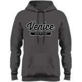 Charcoal / S Venice Hoodie - The Nation Clothing