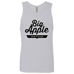 Heather Grey / S Big Apple Tank Top - The Nation Clothing