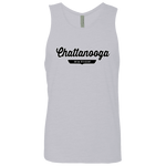 Heather Grey / S Chattanooga Nation Tank Top - The Nation Clothing