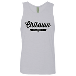 Heather Grey / S Chitown Tank Top - The Nation Clothing
