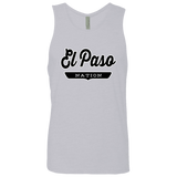 Heather Grey / S El Paso Nation Tank Top - The Nation Clothing