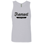 Heather Grey / S Fremont Nation Tank Top - The Nation Clothing