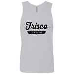 Heather Grey / S Frisco Nation Tank Top - The Nation Clothing