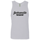 Heather Grey / S Jacksonville Nation Tank Top - The Nation Clothing