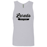 Heather Grey / S Laredo Nation Tank Top - The Nation Clothing