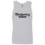 Heather Grey / S Montgomery Nation Tank Top - The Nation Clothing