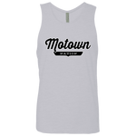 Heather Grey / S Motown Tank Top - The Nation Clothing