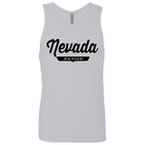 Heather Grey / S Nevada Nation Tank Top - The Nation Clothing
