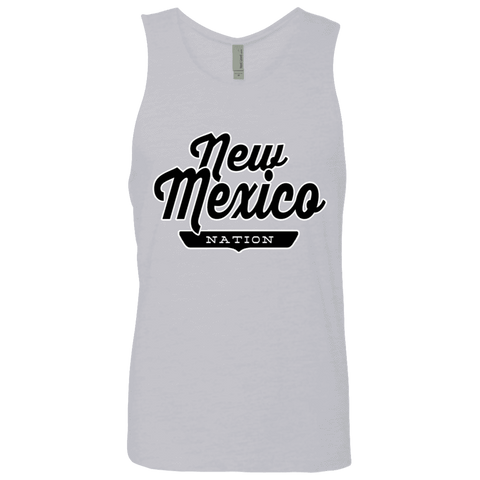 Heather Grey / S New Mexico Nation Tank Top - The Nation Clothing