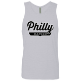 Heather Grey / S Philly Tank Top - The Nation Clothing
