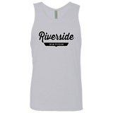 Heather Grey / S Riverside Nation Tank Top - The Nation Clothing