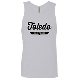 Heather Grey / S Toledo Nation Tank Top - The Nation Clothing