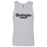 Heather Grey / S Washington D.C. Nation Tank Top - The Nation Clothing