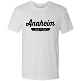 Heather White / S Anaheim Nation T-shirt - The Nation Clothing