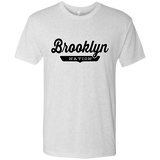 Heather White / S Brooklyn Nation T-shirt - The Nation Clothing