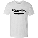 Heather White / S Chandler Nation T-shirt - The Nation Clothing