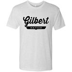 Heather White / S Gilbert Nation T-shirt - The Nation Clothing