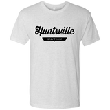 Heather White / S Huntsville Nation T-shirt - The Nation Clothing