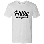 Heather White / S Philly T-shirt - The Nation Clothing