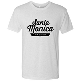 Heather White / S Santa Monica Nation T-shirt - The Nation Clothing