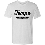 Heather White / S Tempe Nation T-shirt - The Nation Clothing