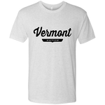 Heather White / S Vermont Nation T-shirt - The Nation Clothing