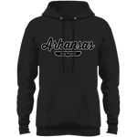 Jet Black / S Arkansas Hoodie - The Nation Clothing