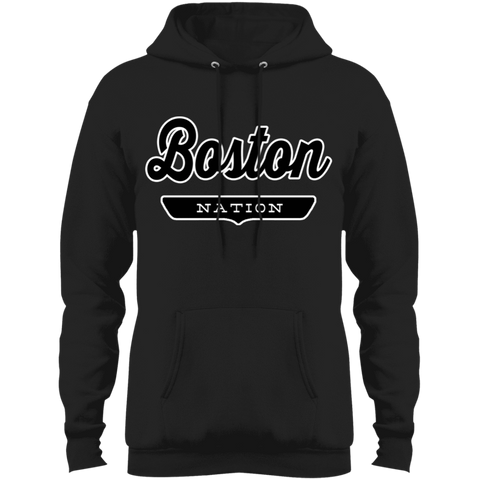 Jet Black / S Boston Hoodie - The Nation Clothing