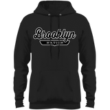 Jet Black / S Brooklyn Hoodie - The Nation Clothing