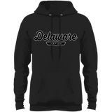 Jet Black / S Delaware Hoodie - The Nation Clothing