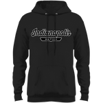 Jet Black / S Indianapolis Hoodie - The Nation Clothing